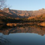 Amphitheater northern Drakensberg